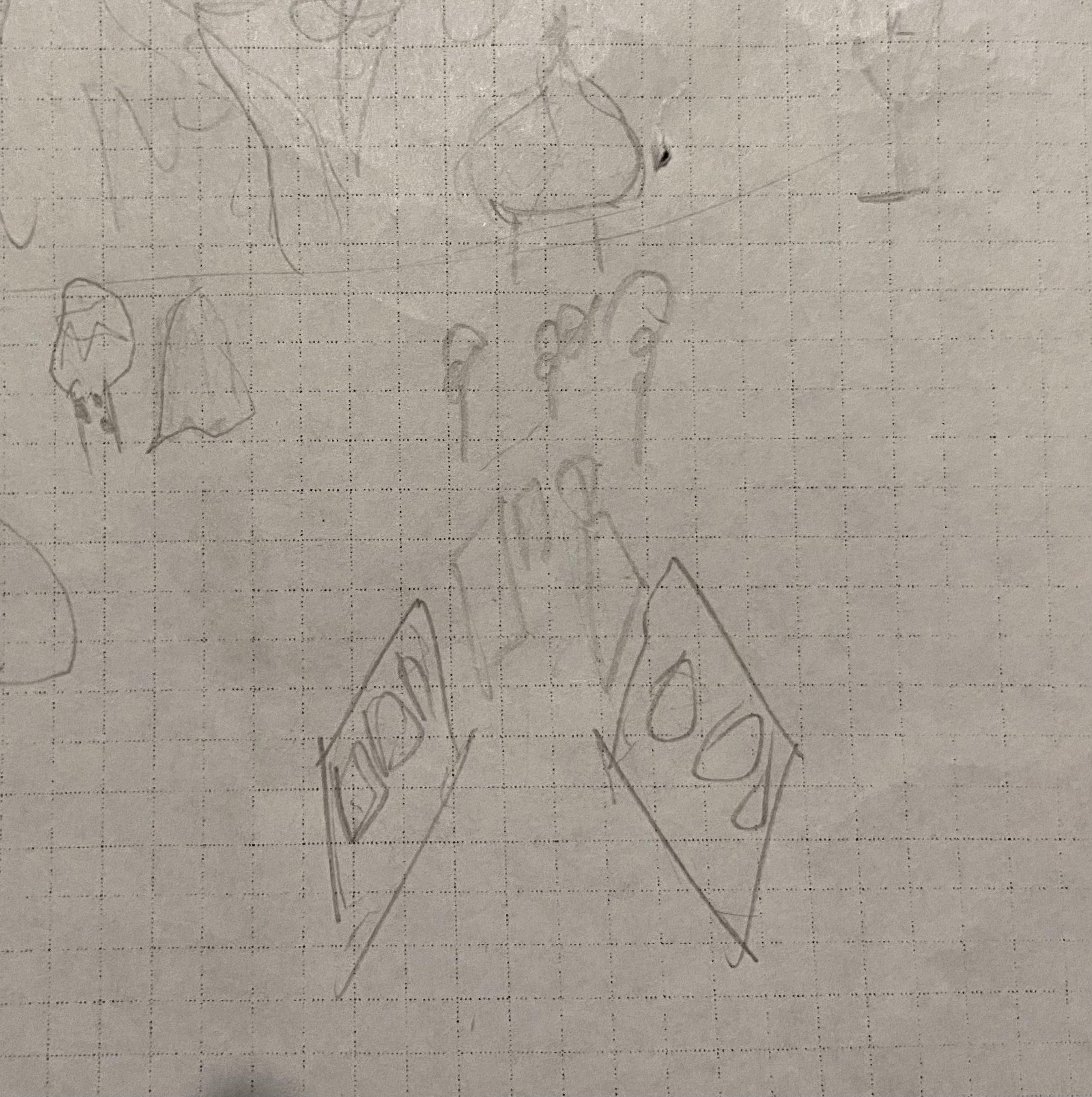 Коридор с картинами упирается в вяз, ясень и осину